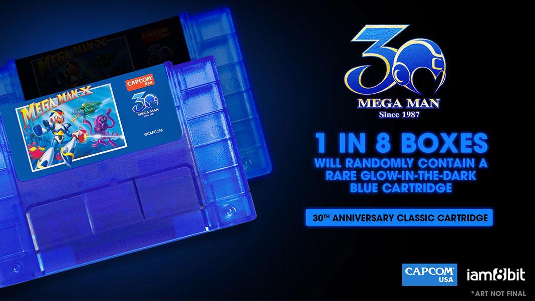 Mega Man X - Edição Limitada