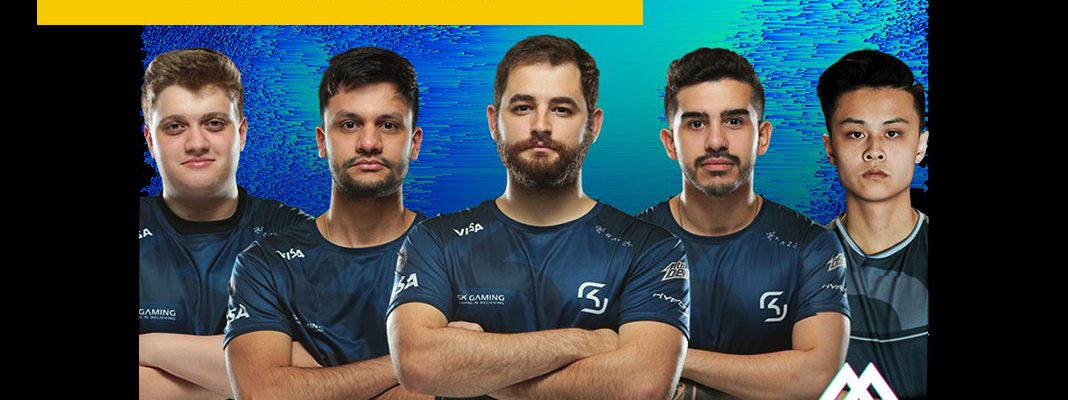Moche XL Esports - SK Gaming