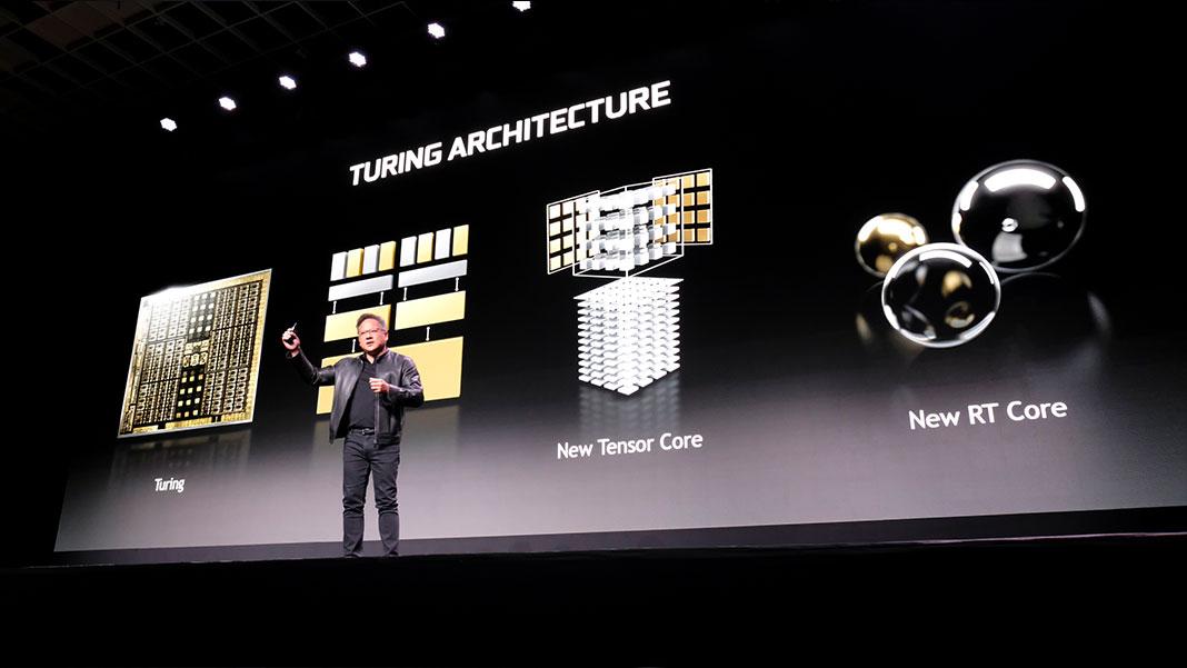 Apresentação Nvidia CES 2019