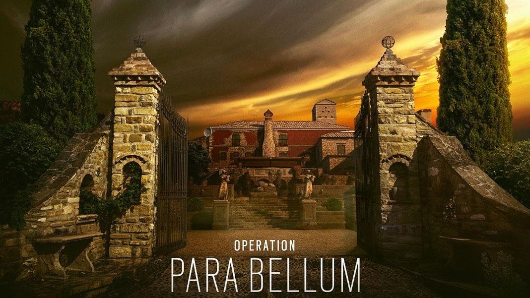 Rainbow Six Siege - Villa