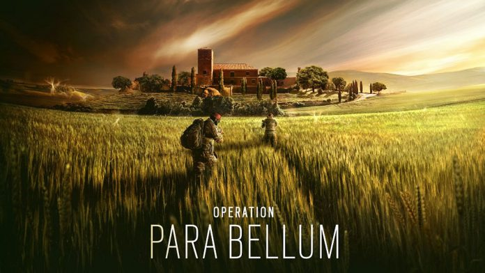 Rainbow Six Siege - Operation Para Bellum