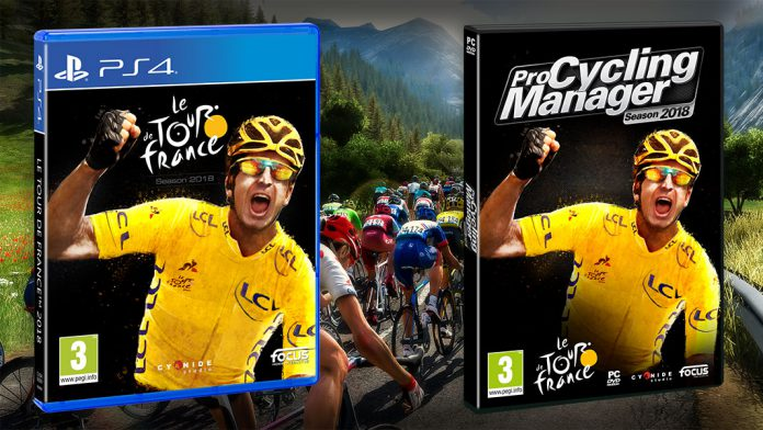 Tour de france 2018 / Pro Cycling Manager 2018