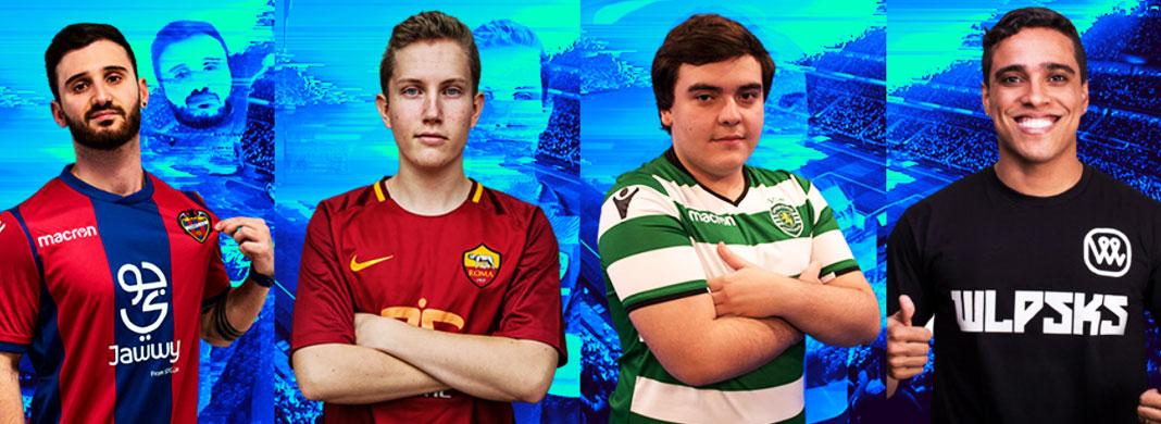 FIFA 18. Imagem - Moche XL Esports