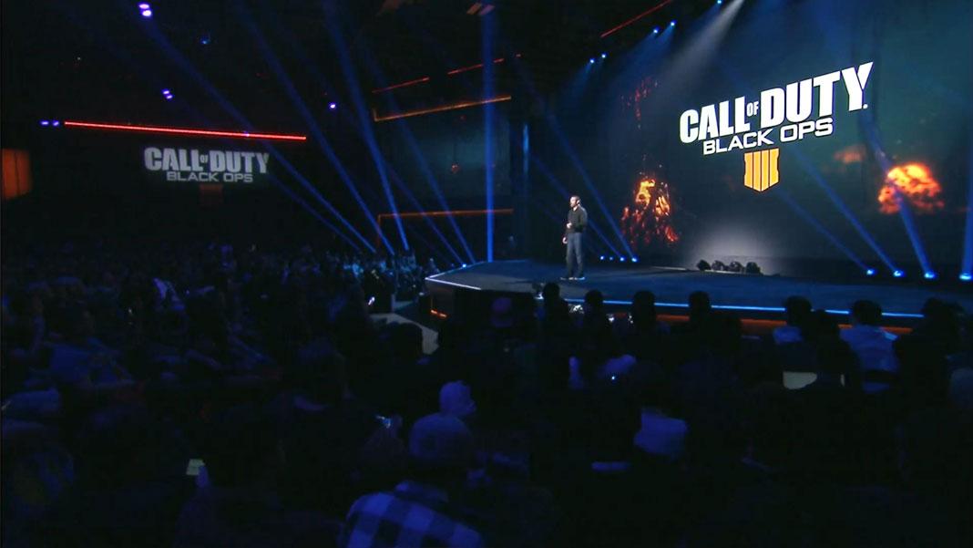 Apresentação Call of Duty: Black Ops IIII