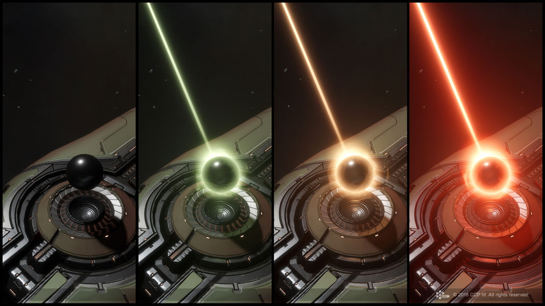 EVE Online - Entropic Disintegrators