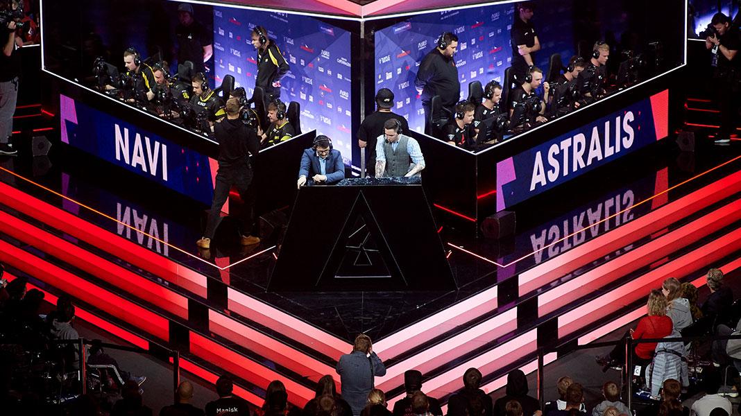 BLAST Pro Series: Lisbon 2018