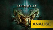 Diablo III: Eternal Collection para a Nintendo Switch