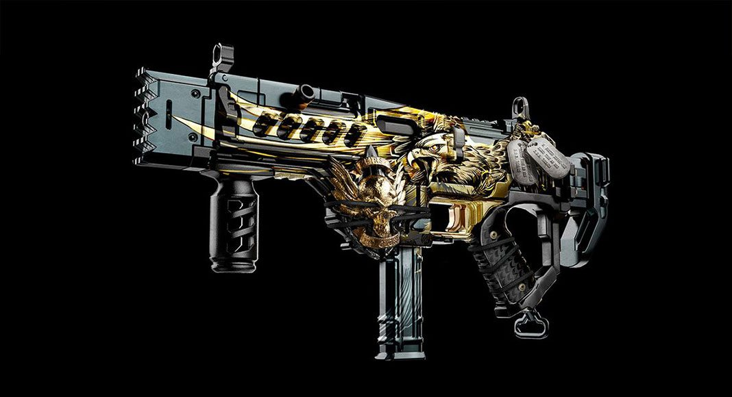 Call of Duty: Black Ops IIII - Signature Weapons