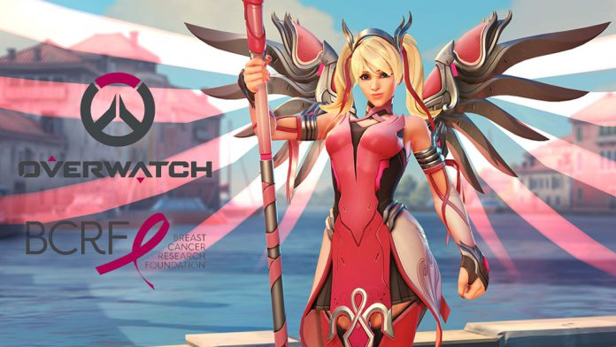 Blizzard - Evento Pink Mercy