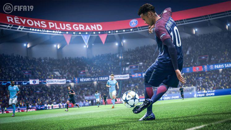 FIFA 19 - Neymar Jr