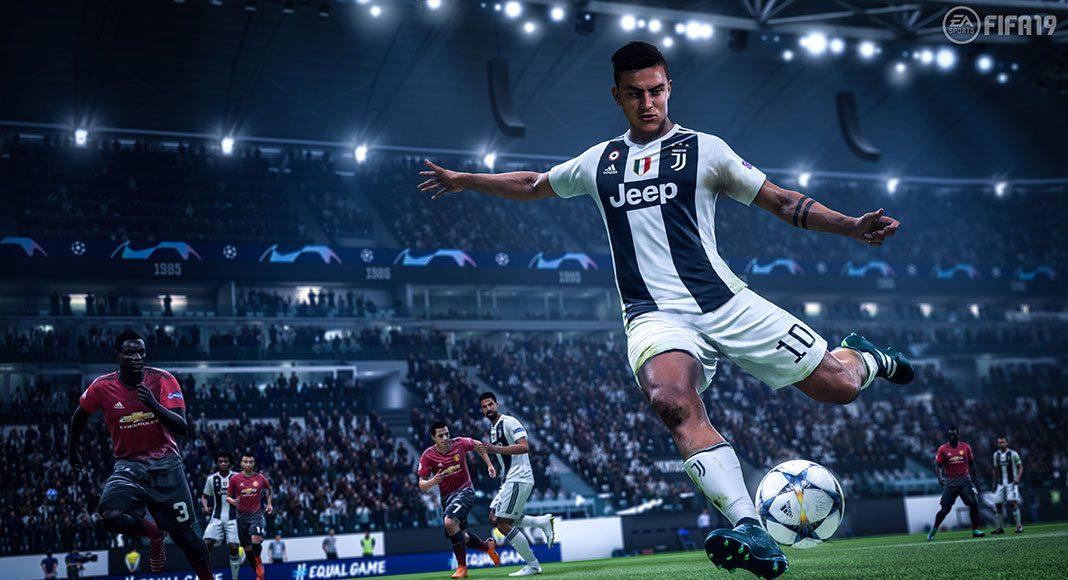 FIFA 19 - Paulo Dybala