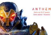 Anthem - Demo vip e Demo aberta