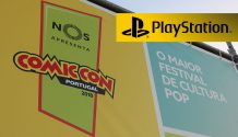 Playstation na Comic Con Portugal 2019