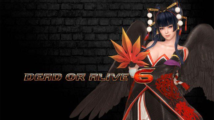 Dead or Alive 6 - Nyotengu