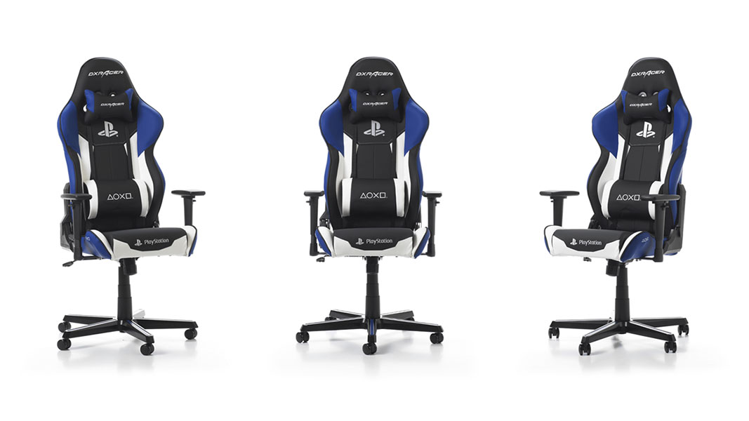 DXRacer Racing PlayStation