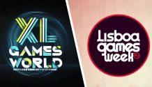 XL Games World e Lisboa Games Week