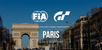 FIA Gran Turismo Championships - World Tour: Paris