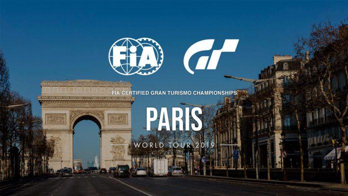 FIA Gran Turismo Championships - World Tour: Paris