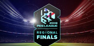 PES LEAGUE 2019 - Final Regional Europeia