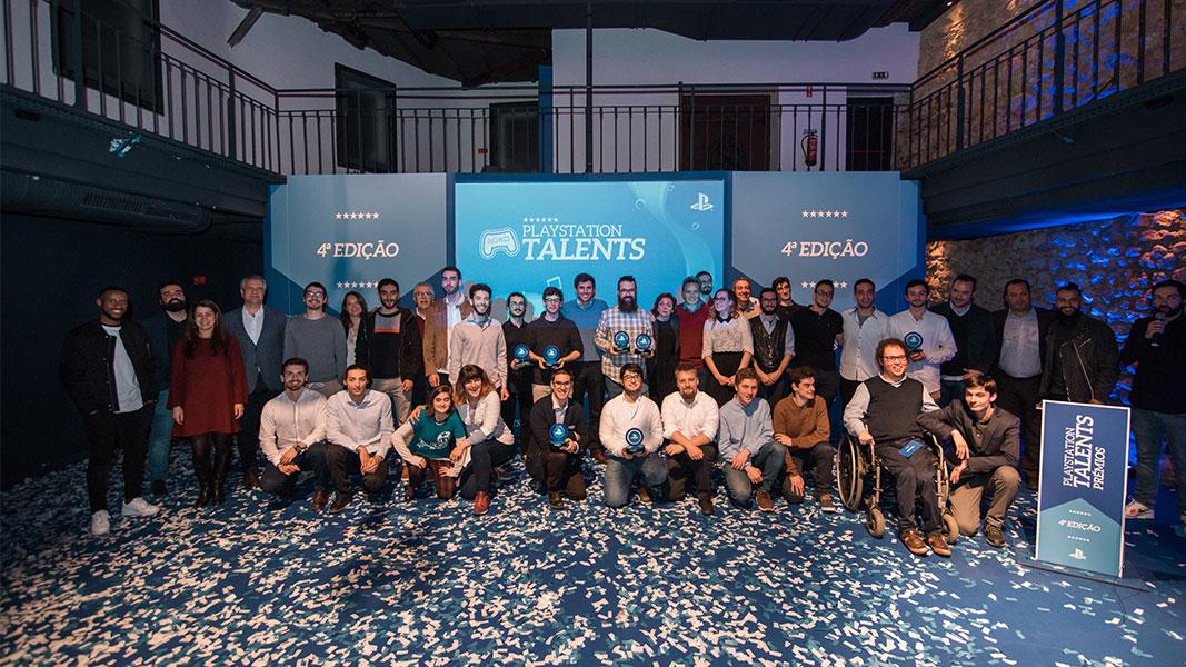 Prémios PlayStation Talents 2018