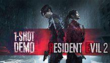 Resident Evil 2 Remake: 1-Shot Demo