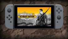 Siper Elite 3 Ultimate Edition na Nintendo Switch