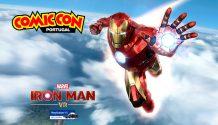 Marvel's Iron Man VR na Comic Con Portugal 2019