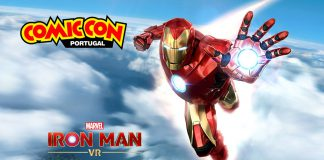 Marvel's Iron Man VR na Comic Con Portugal 2019