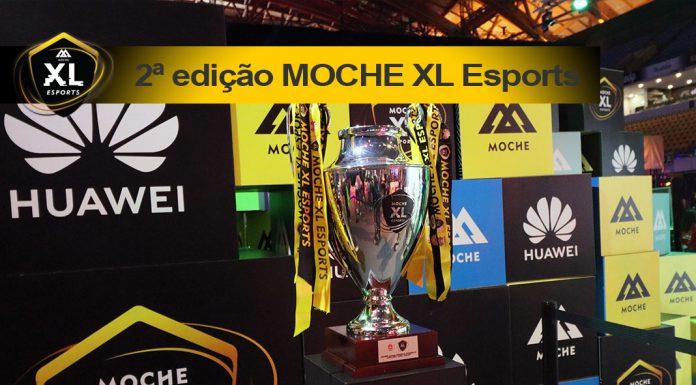MOCHE XL Esports 2019