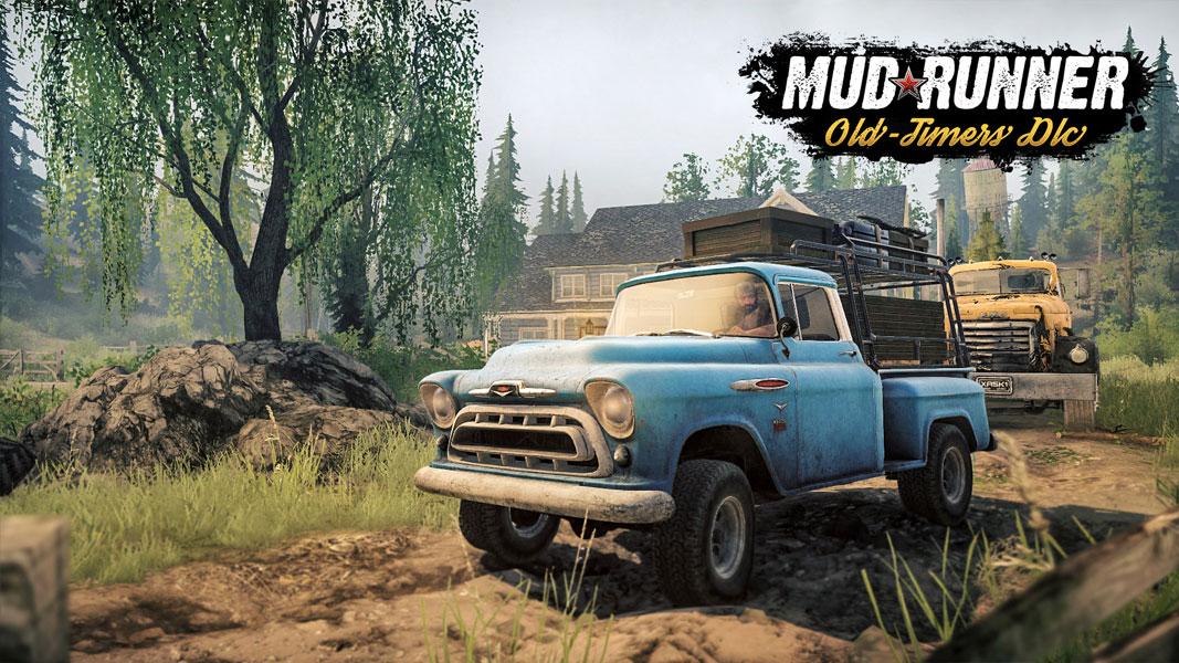 MudRunner: DLC Old-Timers
