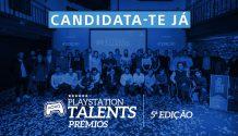 Prémios PlayStation Talents - 5ª edição