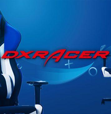 DXRacer Racing PlayStation