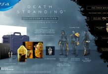 Death Stranding - Collector's Edition