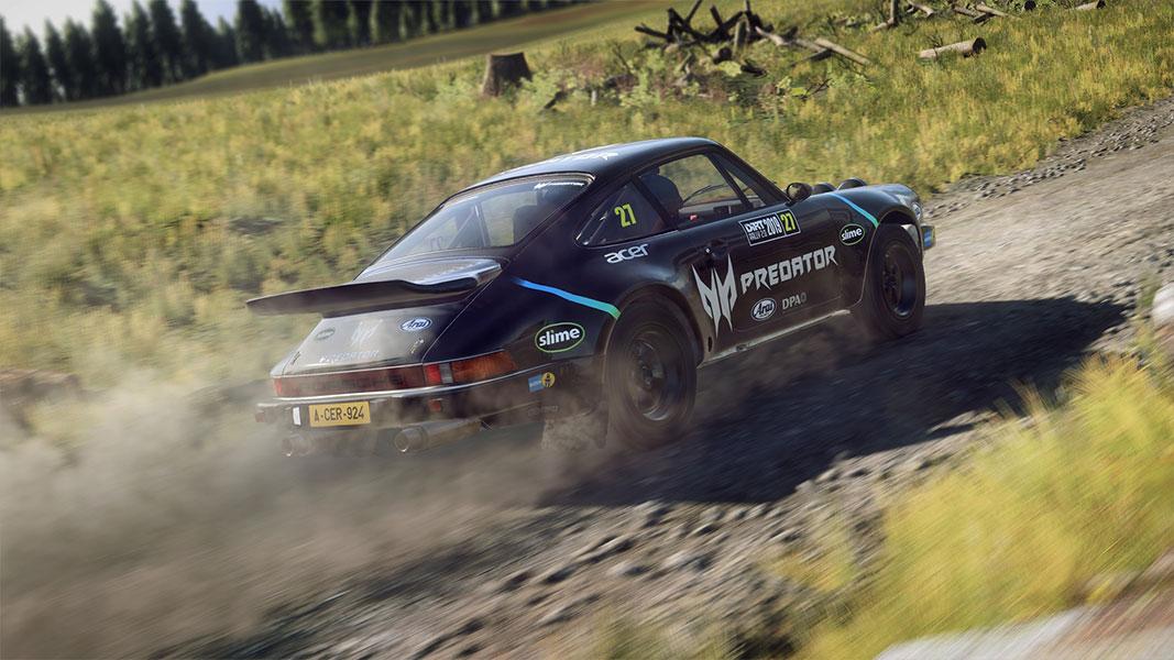 DiRT Rally 2.0 - Porsche 911 SC RS