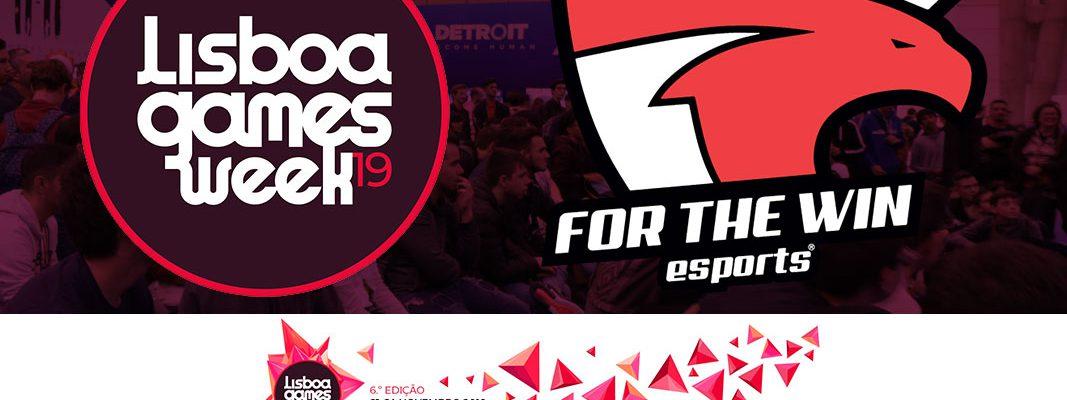 Lisboa Games Week e FTW celebram parceria