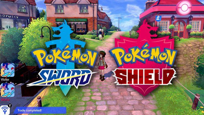 Pokémon Sword e Shield