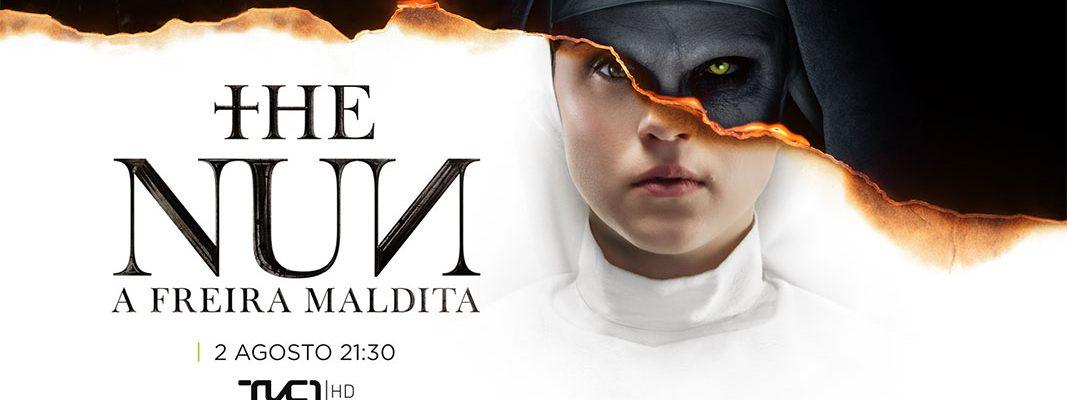 The Nun - A Freira Maldita