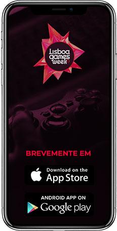 Lisboa Games Week 2019. App LGW Club