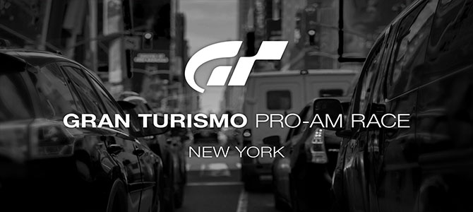 FIA Gran Turismo Championships - World Tour: Nova Iorque