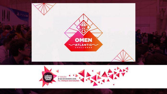 Lisboa Games Week 2019. OMEN Atlantic Challenge