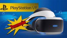 Promoção PlayStation VR