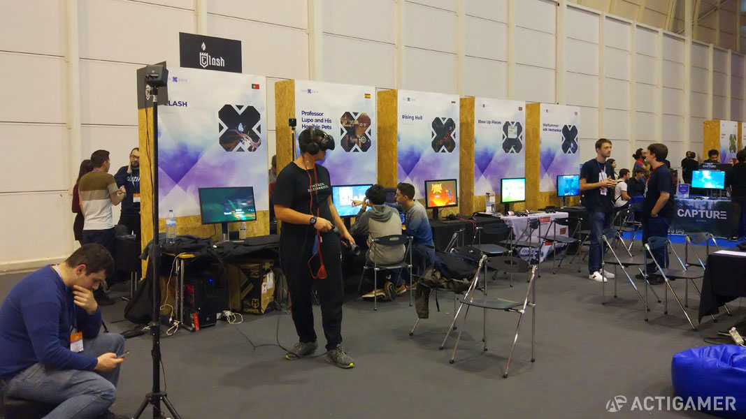 Lisboa Games Week 2018