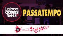 Passatempo Lisboa Games Week