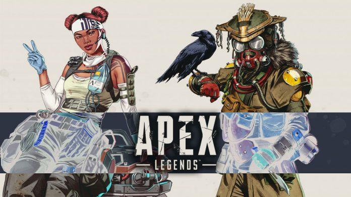 Apex Legends - Edição Lifeline eBloodhound