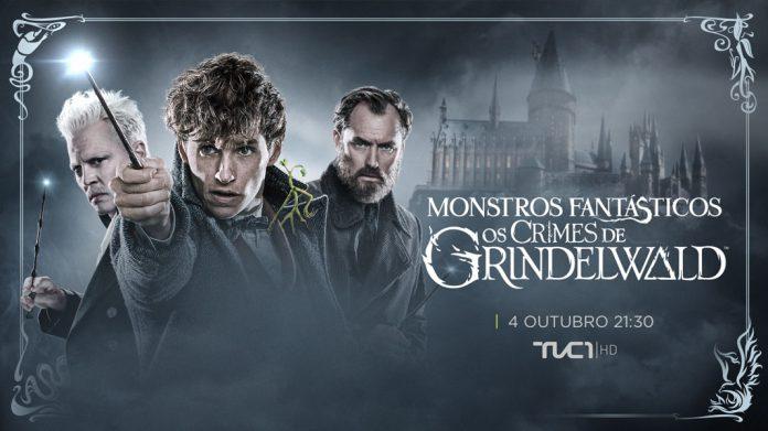 Monstros Fantásticos – Os Crimes de Grindelwald