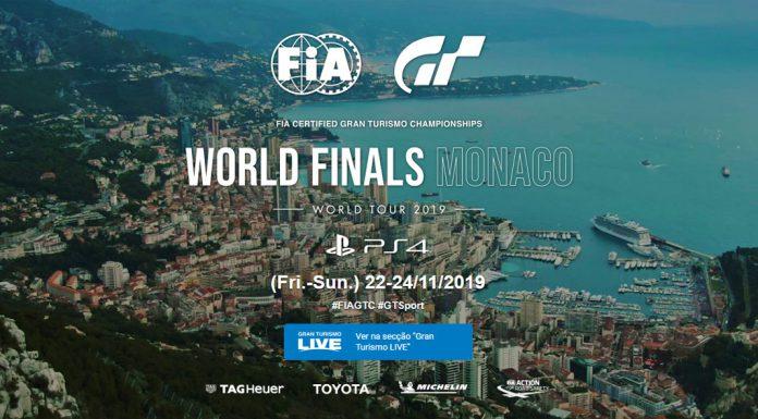 Final Mundial da Série de 2019 dos FIA Certified Gran Turismo Championships