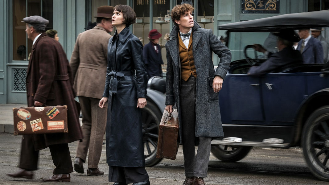 Monstros Fantásticos – Os Crimes de Grindelwald