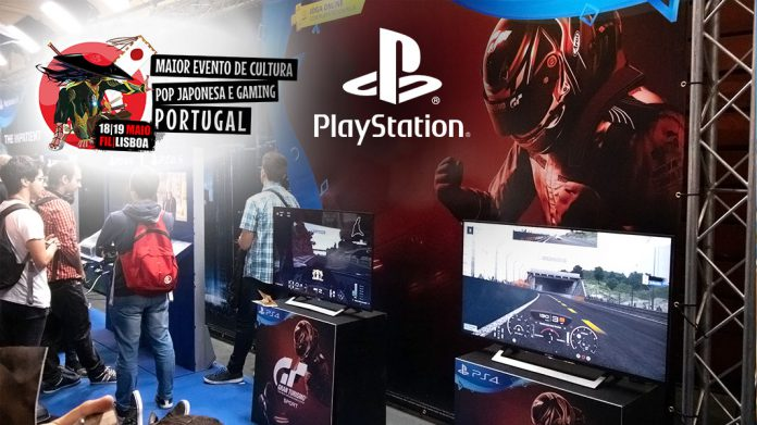 PlayStation Portugal Passatempo Iberanime