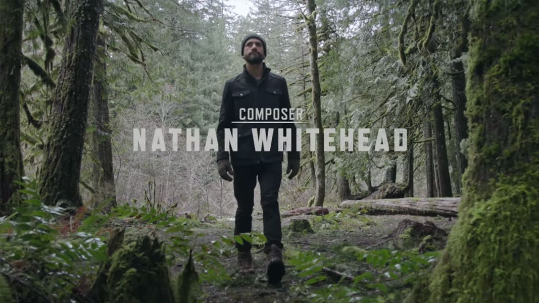 Nathan Whitehead compositor de Days Gone