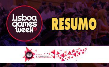 Lisboa Games Week 2019